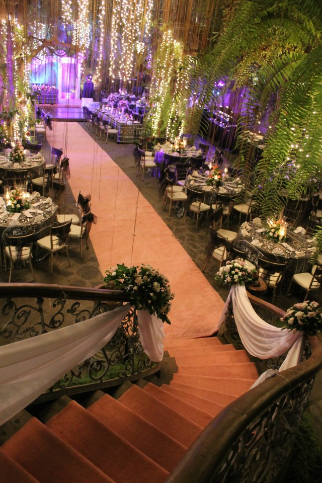 Fernwood Gardens Philippines Garden Wedding Venue