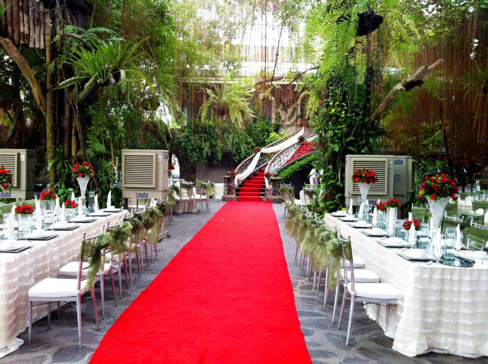 Fernwood resort wedding